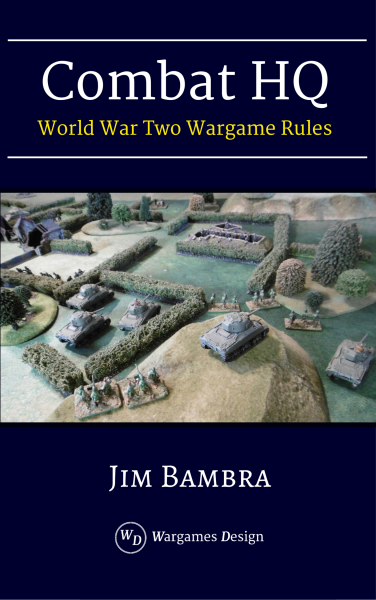 Combat HQ: WWII Wargame Rules